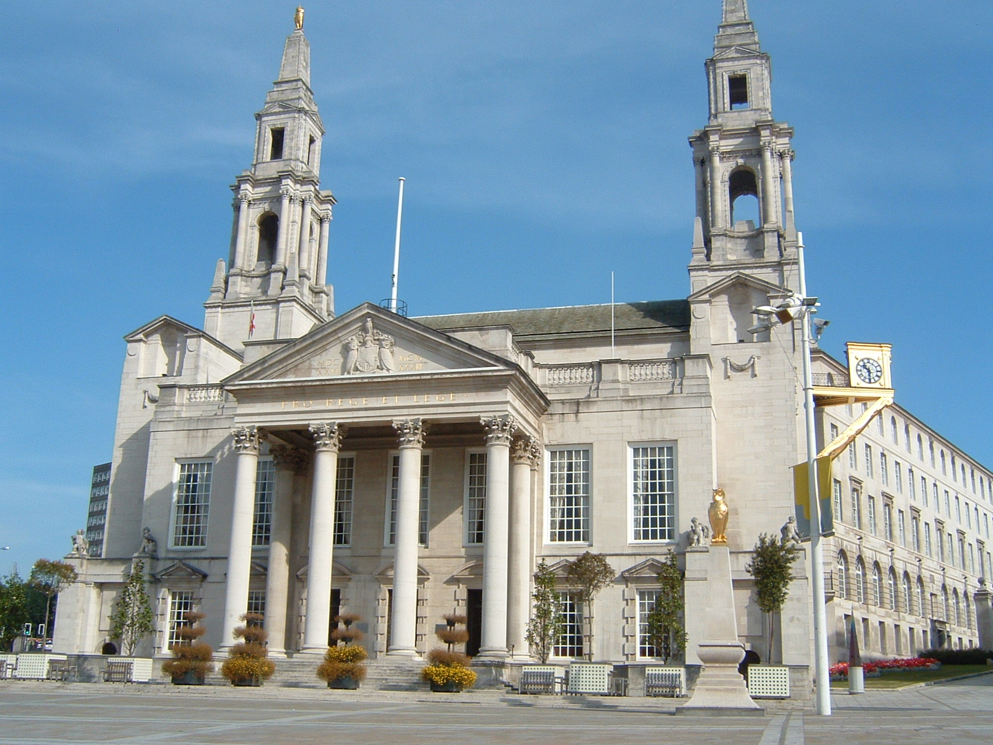 Tourism In Leeds Leeds Civic Hall Blog About Holidays