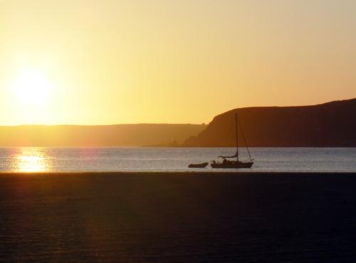 Bigbury Sunset