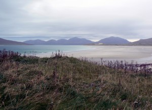 Remote Beach Western Isles