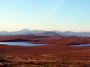 Western Isles Mountain Range