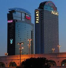 Hotel Palms, in Las Vegas