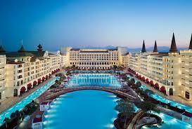 Mardan Palace Hotel, in Turkey