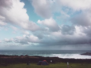 Cornwall St Ives Campsite